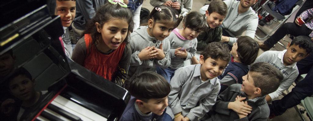El Sistema greece La música como modelo de integración social