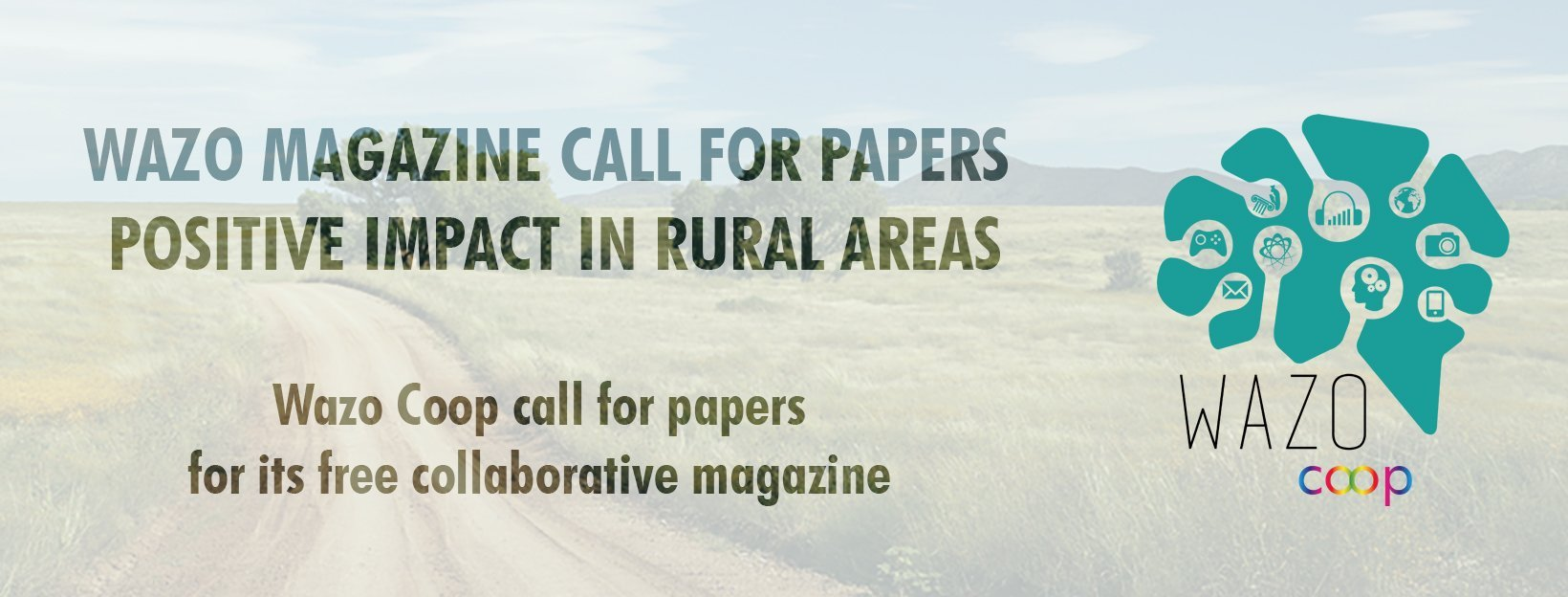 Call for papers. The positive impact in rural areas